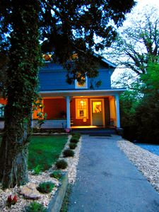 Photo for Historic Montford house  5 Beds/3 bathrooms -Sleeps 08 - Walk to downtown