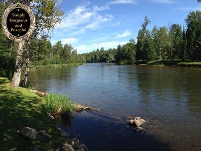 1/2 mile of amazing wade fishing for brown and brook trout!
