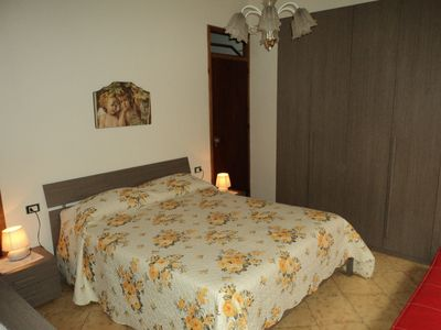 "Photo for ""VENTIMIGLIA"" APARTMENTS (74). Quality and relaxation in the historic center. Free Wi-Fi!"