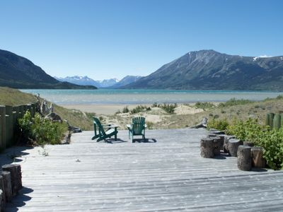 Photo for Luxury Beach House in Carcross Yukon