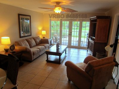 Photo for Vero's Finest Location! - 150 Steps From Boardwalk/Beach