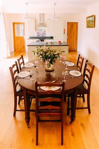 Incheoch Granary - dining room - open plan