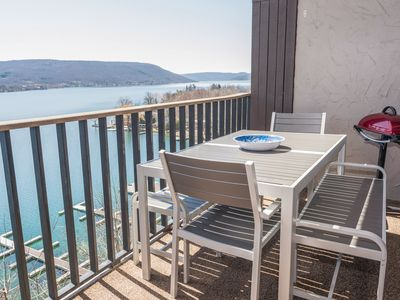 Photo for Luxury Bristol Harbour Condo, Now Booking Summer 2019