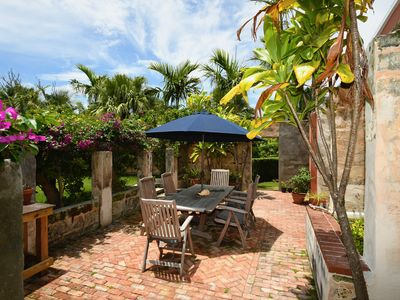 Photo for Charming Private Mews Cottage by the Beach