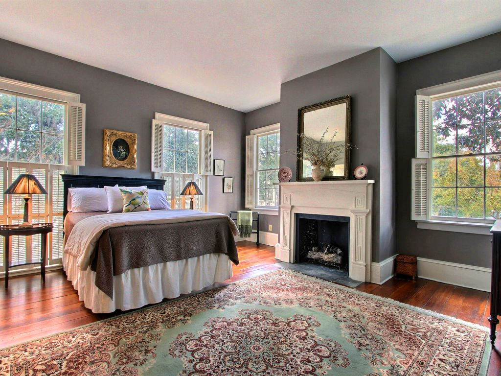 """Rest Well with Southern Belle Vacation Rentals at """"Bird Baldwin Parlor"""""""