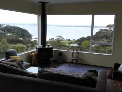 Photo for Beach retreat, surrounded by bush and stunning views
