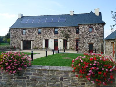 Photo for Manor of the Hunaudière: a big cottage, lodging of stage in country of Brocéliande