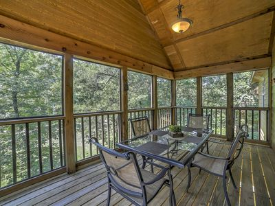 Photo for 2BR Branson West Cabin w/Great Community Amenities