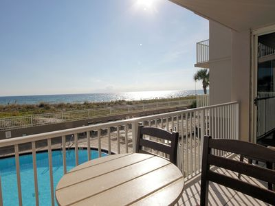 Photo for GULF FRONT APRIL/MAY AVAILABILITY! LIMITED JUNE/JULY AVAILABILITY!  Unit 209