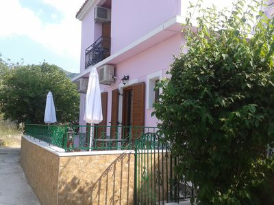 Photo for Friendly, Family, Summer Holidays In The Idyllic Village Of Anaxos!!