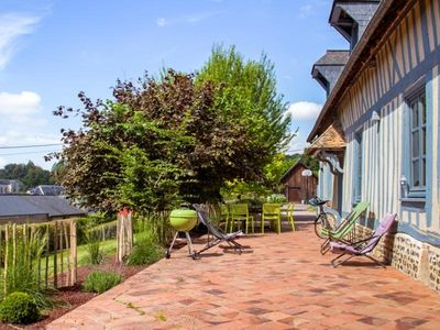 Photo for Gite Clères, 5 bedrooms, 12 persons