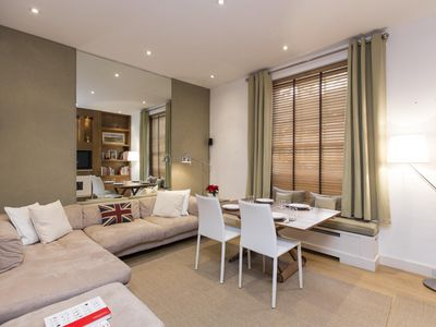 Photo for West Eaton Place - Two Bedroom Apartment, Sleeps 4