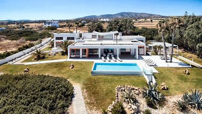Photo for Luxury beach villa in Southern Aegean