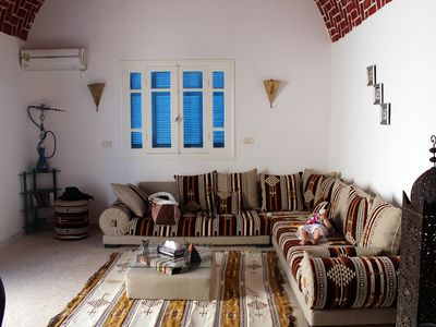 Photo for Flat F4 in Djerba Tunisia with baby equipment