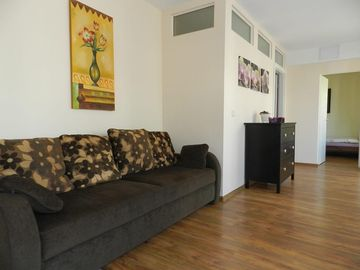 Apartments in newly built house in a quiet location - Apartment Nr.2 (MIT TERRASSE)