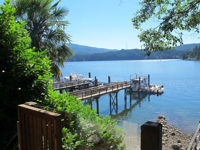 Photo for One Of A Kind, 4 Bedroom, Waterfront Home With Hot Tub And Dock