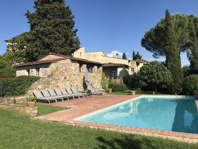Photo for Villa near Florence and golf ideal for family holidays and celebrations
