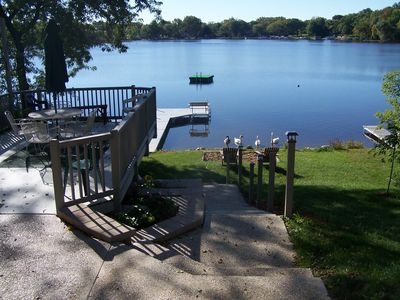 Photo for 2BR House Vacation Rental in Wind Lake, Wisconsin