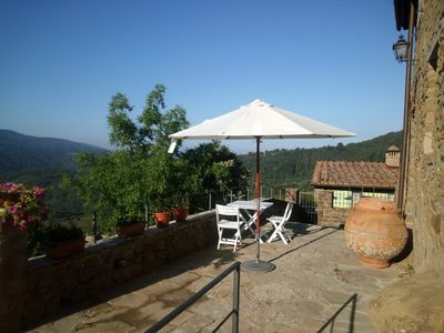 Photo for 2BR Apartment Vacation Rental in San Polo In Chianti, Toscana