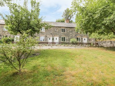 Photo for One bedroom delightful 17th century stone country cottage