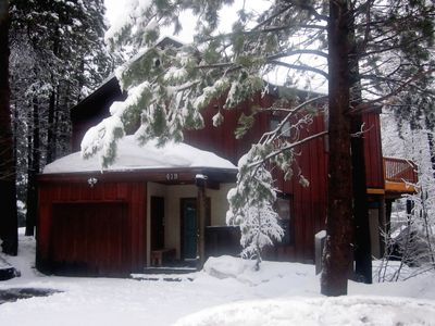 Photo for Charming 3/2 home just 1+ mi to Village at Squaw Valley & Resort at Squaw Creek