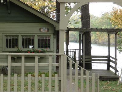 Photo for North Webster Lakefront Rental: Northern Indiana Vacation Cottage