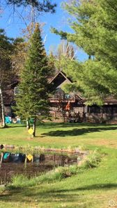 Photo for Centrally located 3 bed 3 bath Manitowish Chain of lakes home