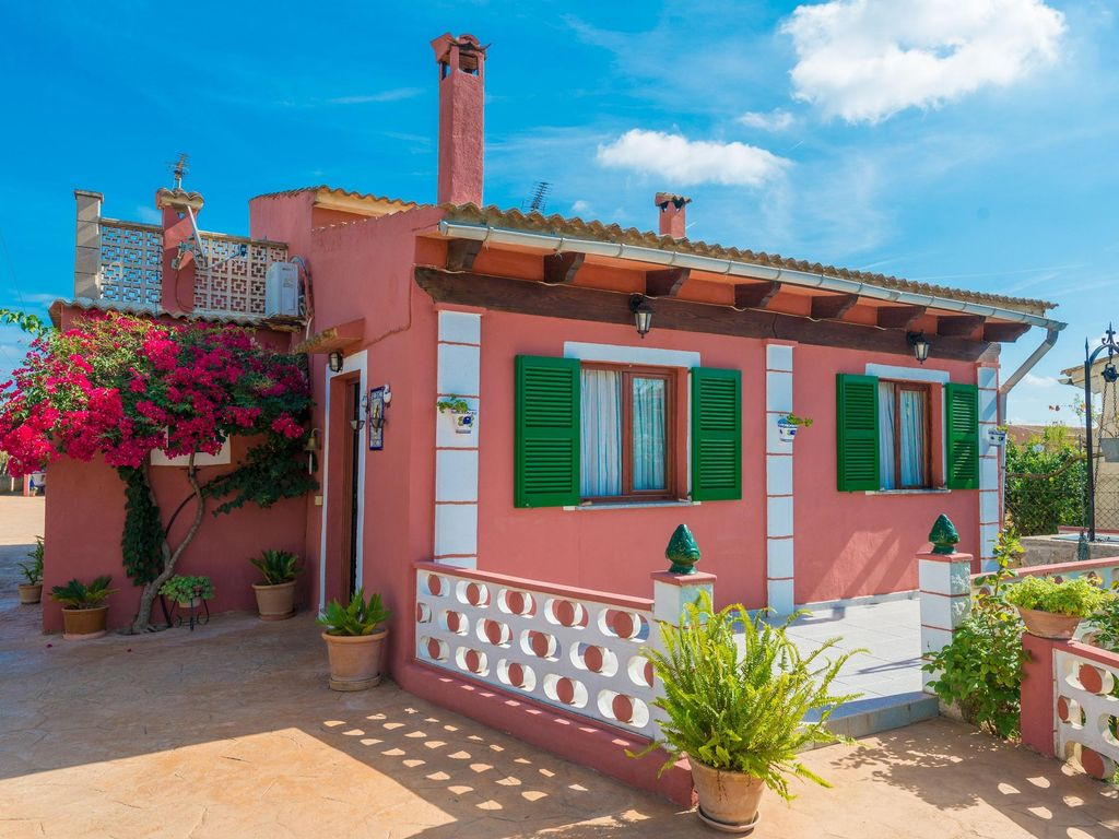lovely house for 4 people in lloseta