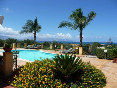 Photo for Villa San Cataldo, Terrasini Sicily