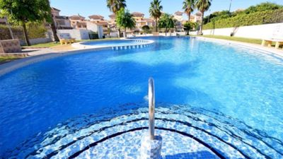 Photo for 3 Bedroom Townhouse with Sea Views and Large Communal Pool