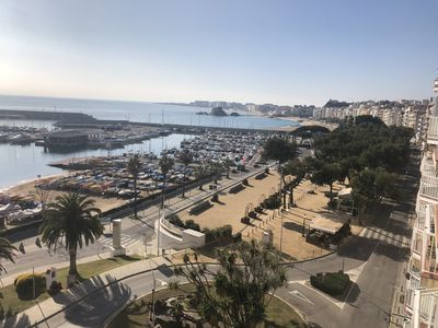 Photo for Luxury apartment in the port of Blanes