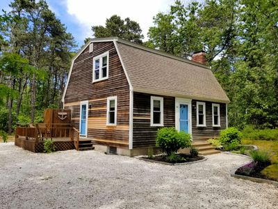 Photo for Newly Listed 4BD / 2BA --Close to Wellfleet's Freshwater Ponds, A/C, Deck
