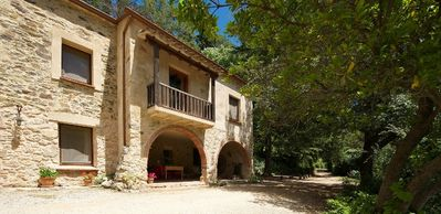 Photo for Self catering Mas Corbella for 6 people