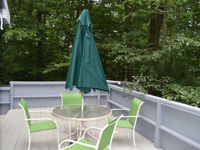 Photo for Lovely Lakefront Contemporary Poconos House