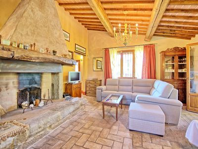 Photo for 3 bedroom Villa, sleeps 6 in Aia Murata with Pool and WiFi
