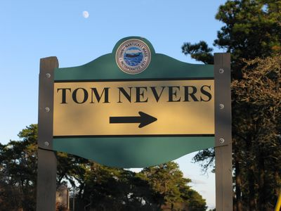 Welcome to Tom Nevers