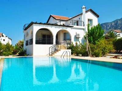 Photo for Villa Elegance sleeps 8 people with 4 bedrooms and 3 bathrooms