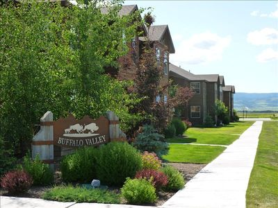 Buffalo Valley condo with great location to fun summer and winter activities!