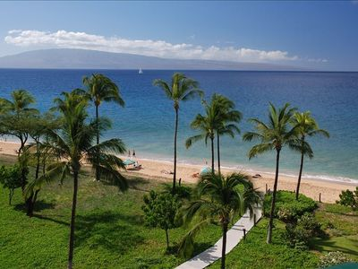 Photo for Westin Kaanapali North Villas Oceanfront 2BR/2BA - Xmas & New Year's weeks