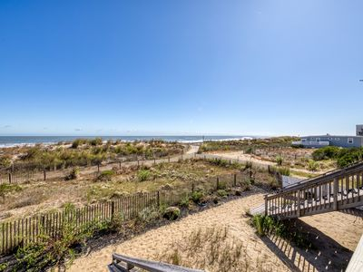 Photo for Oceanfront condo w/direct beach access, and free WiFi!