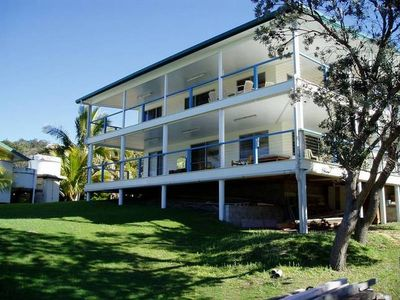Photo for Annabell's Noller Place Fraser Island Large house great location with ocean view