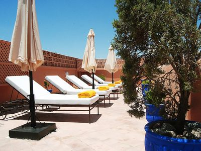 Photo for Spacious villa in Marrakesh and Wifi