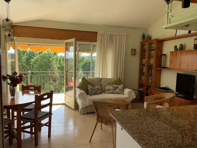 Photo for 5 min from the beach and with pool, ideal for families
