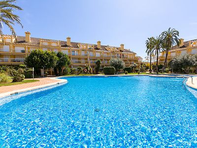 Photo for Apartment Puerta Ibiza  in Dénia, Costa Blanca - 4 persons, 2 bedrooms