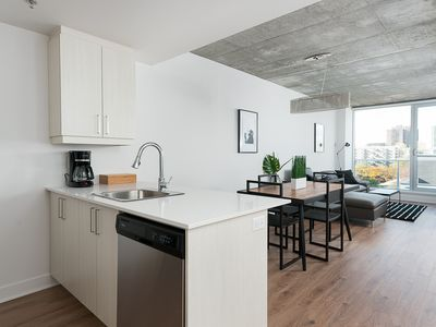 Photo for Incredible 1BR in Festival Quarter by Sonder