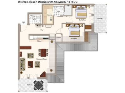 Photo for wrrd27-18 Resort Deichgraf 27-18 - Resort Deichgraf 27-18