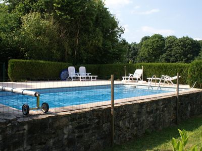 Photo for Cottage With Large Garden And Swimming Pool, Dordogne, Limousin, Haute Vienne