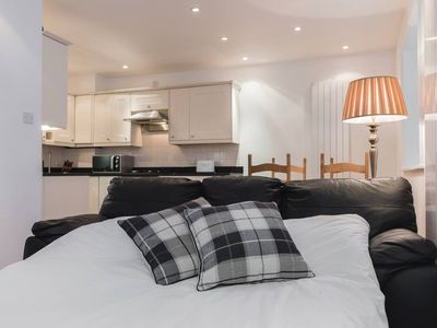Photo for Trendy Central London Flat, Zone 1! - One Bedroom Apartment, Sleeps 4