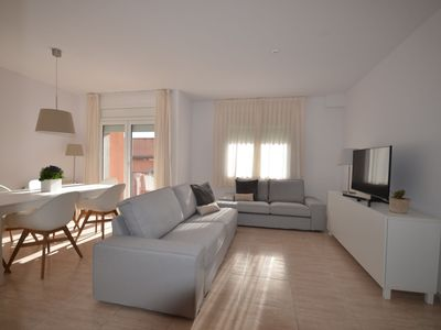 Photo for REF. 3048 / HUTG-042925. COMFORTABLE APARTMENT OF 110 M2. CENTRAL WITH GARAGE AND TERRA