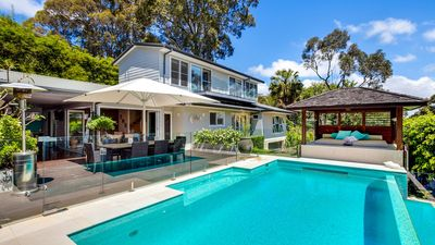Photo for Newport Retreat - secluded beach house with pool